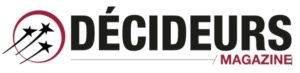 Logo Décideurs magazine