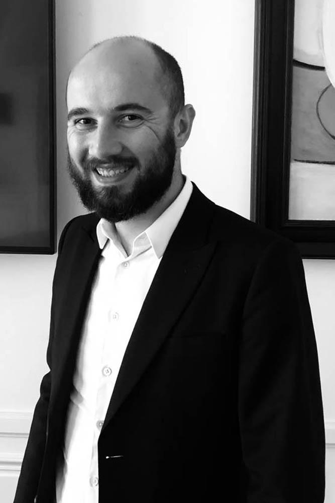 Benoît DERIEUX cabinet avocats paris